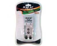 Jiabao JB-226 Зарядное устройство на 2 аккумулятора (AAA, AA)