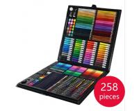Художественный набор для рисования из 250 предметов