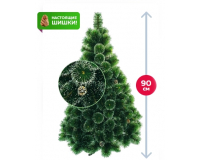 Елка новогоднняя искусственная высота 90см