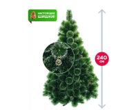 Елка новогоднняя искусственная высота 240см