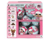Кукла LOL Surprise 16шт ЛОЛ Сюрприз в шарике
