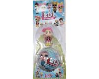 Кукла LOL Surprise 2шт ЛОЛ Сюрприз в шарике
