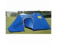KAIDE KD-1636 Палатка шестиместная кемпинговая туристическая