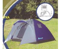 Палатка 3-х местная туристическая KUMYANG 1637