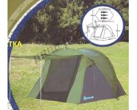 Палатка 3-х местная туристическая KUMYANG 1709