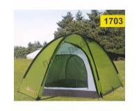 Палатка 3-х местная туристическая LANYU LY-1703