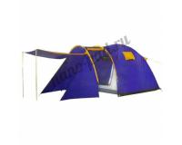 Палатка 4-х местная туристическая KAIDE KD-1605