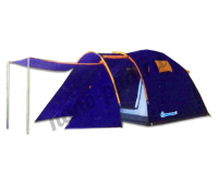 Палатка 4-х местная туристическая KUMYANG 1605