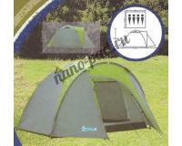 Палатка 4-х местная туристическая KUMYANG 1677D