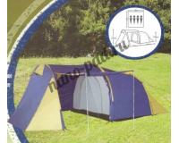 Палатка 4-х местная туристическая KUMYANG 1710