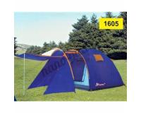 Палатка 4-х местная туристическая LANYU LY-1605