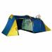 Палатка 4-х местная туристическая LANYU LY-1710 с коридором, 440х240х135см