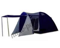 Палатка 5 местная кемпинговая KUMYANG 1607D
