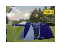 Палатка 5 местная кемпинговая LANYU LY-1607D