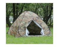 Палатка-автомат двухместная туристическая, 1,8х1,8x1,3 м