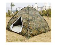 Палатка-автомат трех-четырехместная туристическая, 2,3х2,3x1,45 м