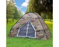Палатка-автомат трехместная туристическая, 2,0х2,0x1,35 м