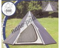 Палатка пирамида туристическая четырехместная KAIDE KD-1915