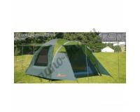 Палатка туристическая 3-х местная с тамбуром LANYU LY-1707