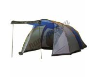 Палатка туристическая 4-х местная с тамбуром KAIDE KD-1802