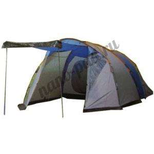 Палатка кемпинговая четырехместная с тамбуром KUMYANG 1802