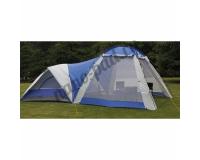 KUMYANG 1706 Палатка четырехместная кемпинговая + кухня-шатер