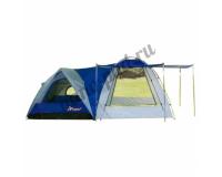 Lanyu LY-1706 Палатка четырехместная кемпинговая + кухня-шатер