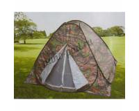 Палатка-автомат трехместная туристическая, 2,0х2,0x1,3 м