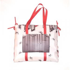 Коврик-сумка для отдыха и пикника, размер 180х60см