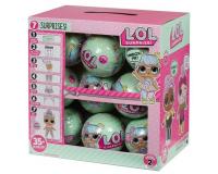 Кукла LOL Surprise 18шт ЛОЛ Сюрприз в шарике 2 серия