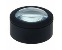 Лупа сувенирная слайдовая 3.5x-70мм, 3 LED
