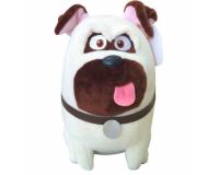 Мягкая игрушка Собака Мопс Мел из серии Тайная жизнь домашних животных
