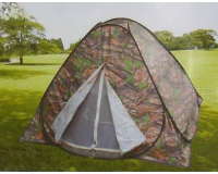 Палатка-автомат пятиместная туристическая, 2,5х2,5x1,7 м
