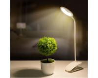 LiLafa YGYX-TL007 Настольная лампа Led c прищепкой