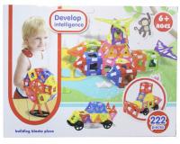 Конструктор Develop Intelligence, 222 детали