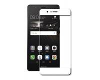 "Защитное стекло для Huawei P9 Lite mini 5.0"" дюйма с белой рамкой"