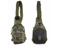 Рюкзак с одной лямкой через плечо
