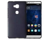 Силиконовый чехол для Huawei Honor 5X черный