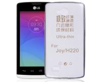 """Силиконовый чехол для LG Joy H222 4.0"""" дюймов"""