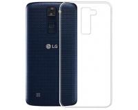 """Силиконовый чехол для LG K8 K350E 5.0"""" дюймов"""