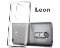 "Силиконовый чехол для LG Leon H324/H340N 4.5"" дюйма"