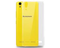 Силиконовый чехол для Lenovo (Леново) A6000 (прозрачный)