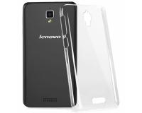 Lenovo S660 Силиконовый чехол для Леново S660 (прозрачный)