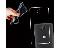 Силиконовый чехол для Nokia Lumia 650