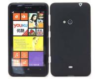 Nokia Lumia 625 Силиконовый чехол для Нокиа 625 (Цветной)
