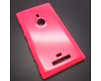 Nokia Lumia 925 Силиконовый чехол для Нокиа 925 (Цветной)