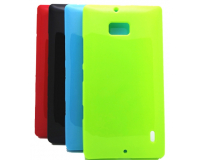Nokia Lumia 930 Силиконовый чехол для Нокиа 930 (Цветной)
