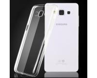 Силиконовый чехол для Samsung (Самсунг) A7 A700 (прозрачный)