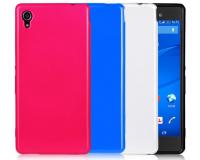 Sony Xperia M4 Aqua Силиконовый чехол для Сони M4 Аква (Цветной)