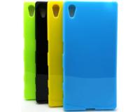 Sony Xperia Z5 Силиконовый чехол для Сони Z5 (Цветной)